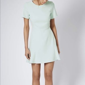 Top Shop Fit and Flare Dress